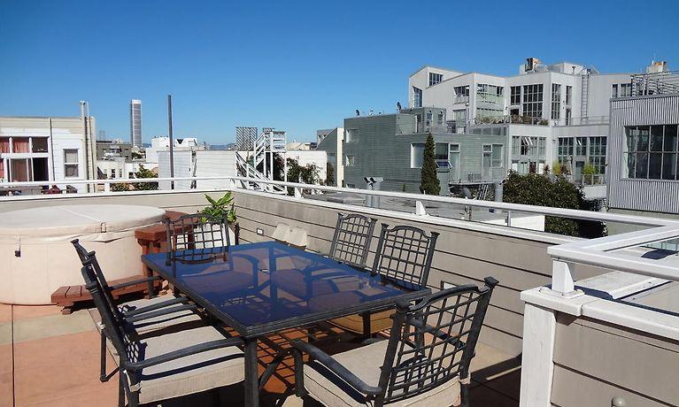 SUMNER HOUSE - 2 BEDROOM APARTMENT SAN FRANCISCO